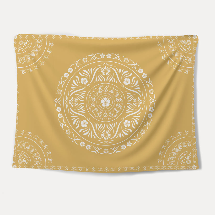 Bohemian Summer Tapestry