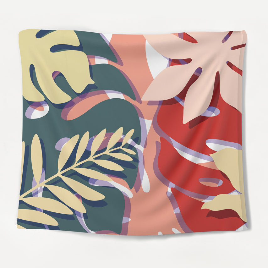 Bold Jungle Tapestry