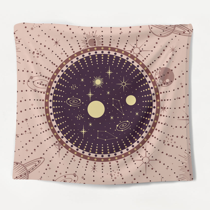 Constellation Eye Tapestry