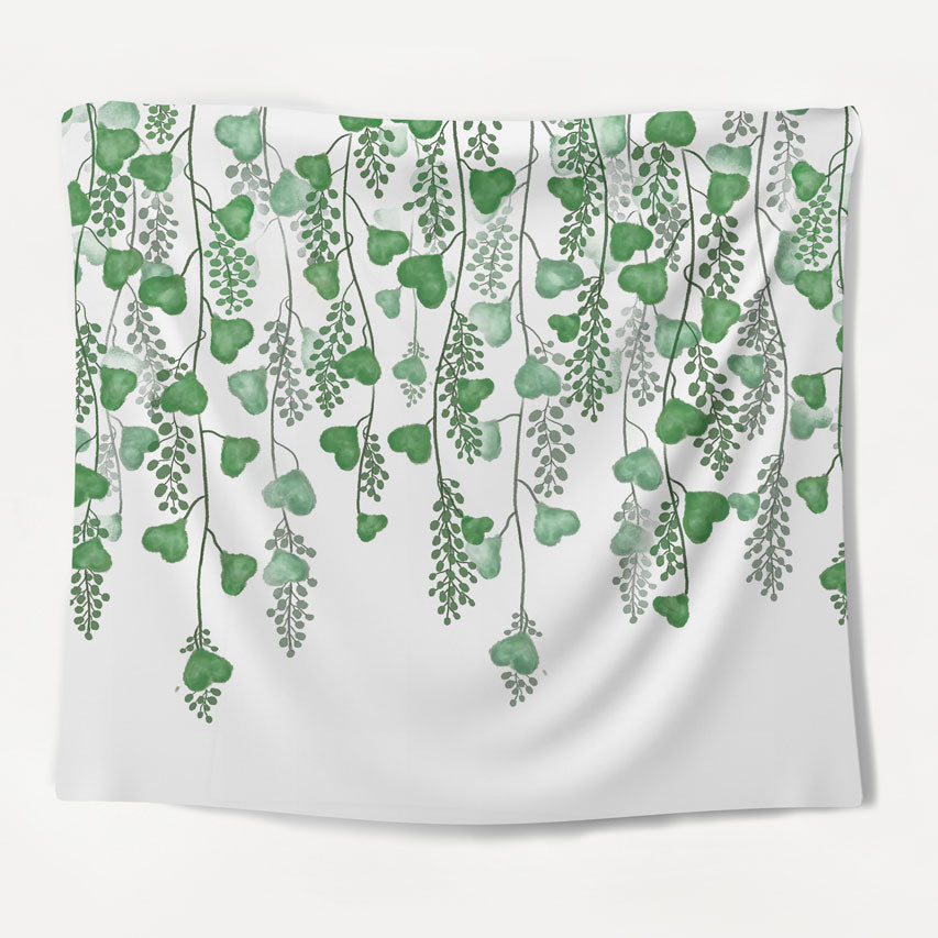 Hanging Plant Tapestry