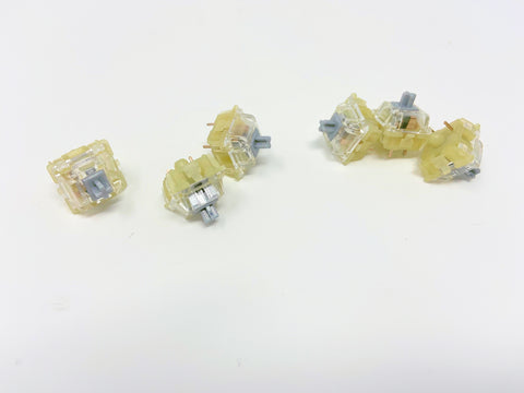 Cherry MX Silver switches (set of 4)