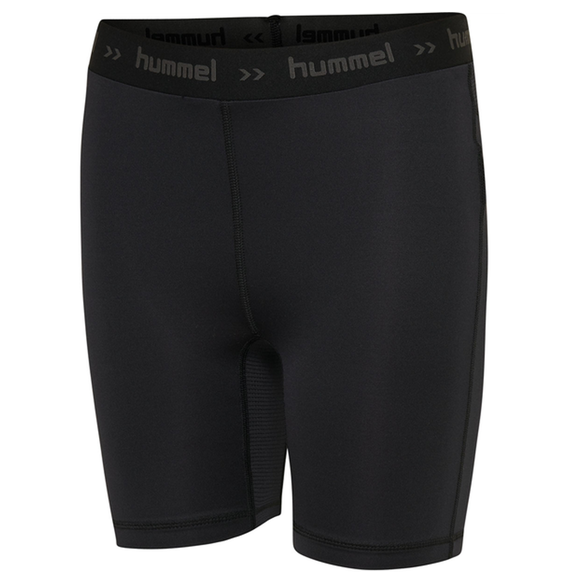 Baselayer shorts, voksen (sort)
