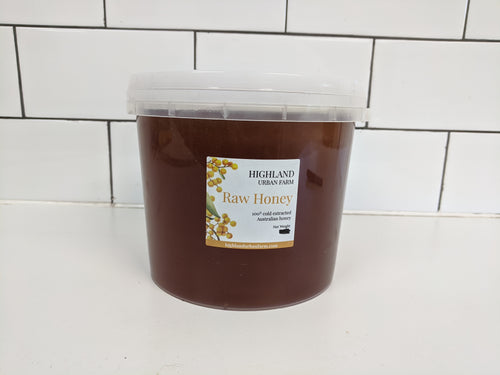 Highland Urban Farm - Bulk 3kg Home Honey (Local Pickup / Local Delivery ONLY)