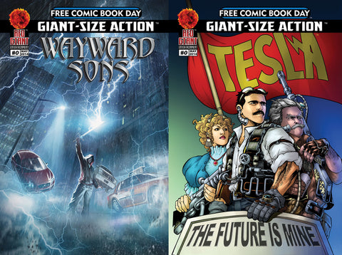 Giant-Size Action #0 - DIGITAL DOWNLOAD