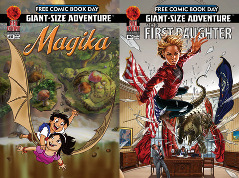 Giant-Size Adventure #0 - DIGITAL DOWNLOAD