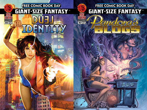 Giant-Size Fantasy #0 - DIGITAL DOWNLOAD