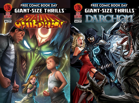 Giant-Size Thrills #0 - DIGITAL DOWNLOAD