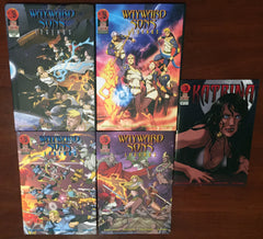 Wayward Sons: Legends - SIGNED AND NUMBERED HARDCOVER BUNDLE #1-4