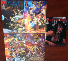 Wayward Sons: Legends - TRADEPAPER BUNDLE #1-4
