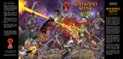 Wayward Sons: Legends Volume 4 Hardcover Limited Edition (Signed and Numbered)