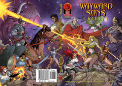 Wayward Sons: Legends Volume 4 Tradepaper (Signed by Author)