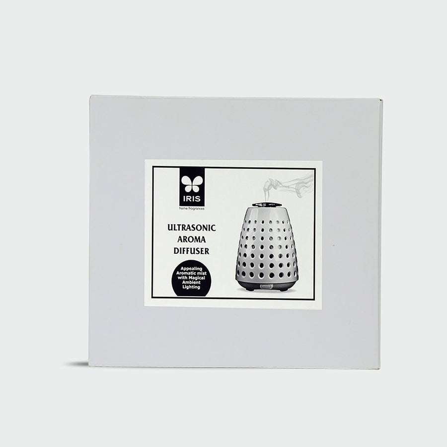 Netted Ultrasonic Diffuser (White)