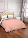 Spaces Hygro 300 TC Cotton Double Duvet Cover (Orange)
