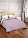 Spaces Hygro 300 TC Cotton Double Duvet Cover (Purple)