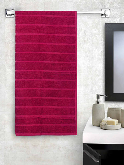 Spaces Livlite Cherry Bath Towel (Red)