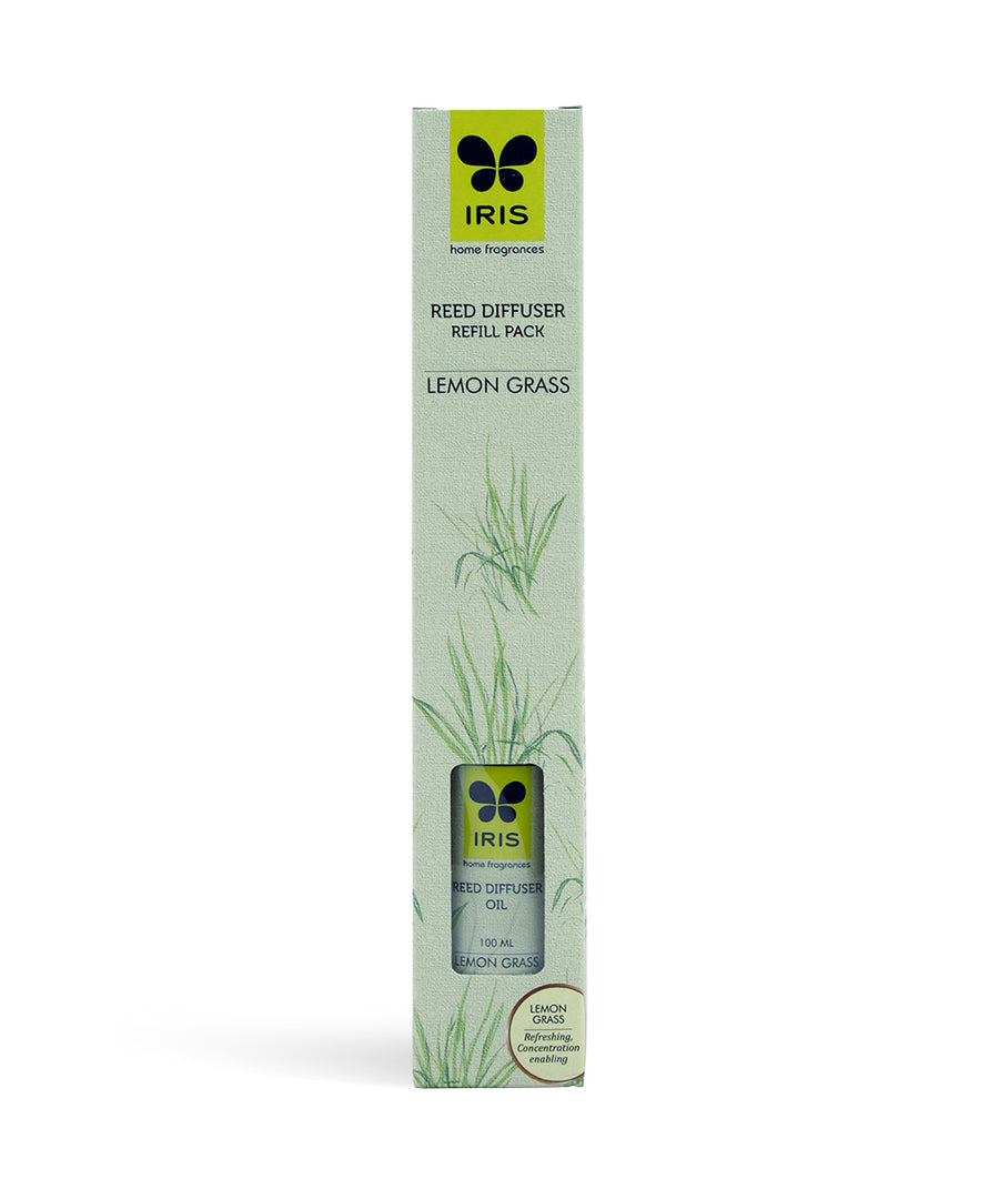 Iris Rd Refill Pack Lemon Grass( Clear)