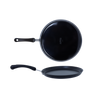 Meyer Flat Tawa (Black)