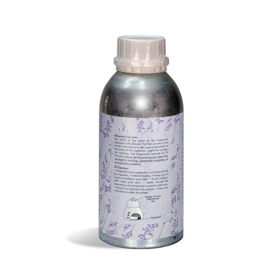 Iris Fv Ready To Use Oil 1Ltr( Silver Aluminium Can)