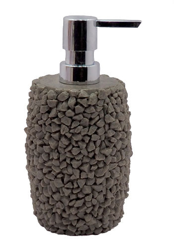 Obsessions Alvina Soap Dispenser-2810-Grey