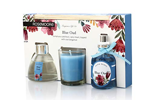 Rosemoore Oud Scented Fragrance Set (Multicolor)