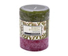 Rosemoore Scented Pillar Candle (Green)