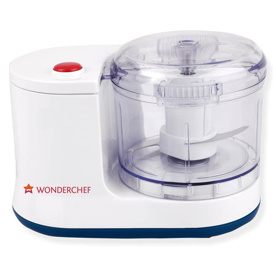 Wonderchef Mini Chopper  (White)