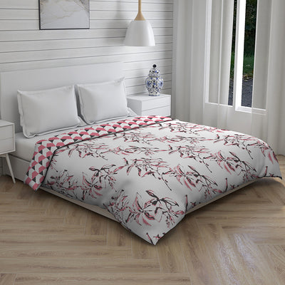 Boutique Living 144 TC Layers Printed Double Comforter