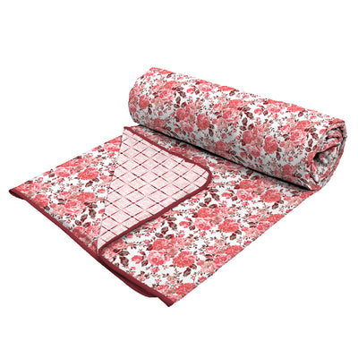 Boutique Living 144 TC Living Layers Printed Double Dohar