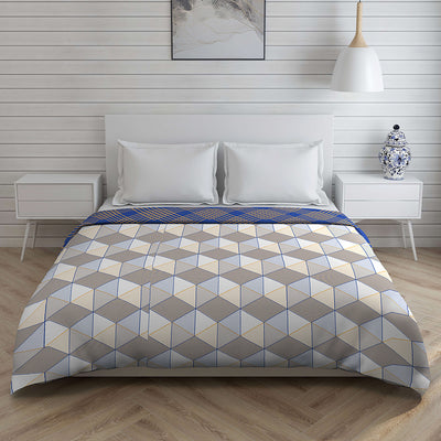 Boutique Living 140 TC Layers Printed Double Comforter