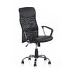 Acqua Mid Back Mesh Office Chair (Black)
