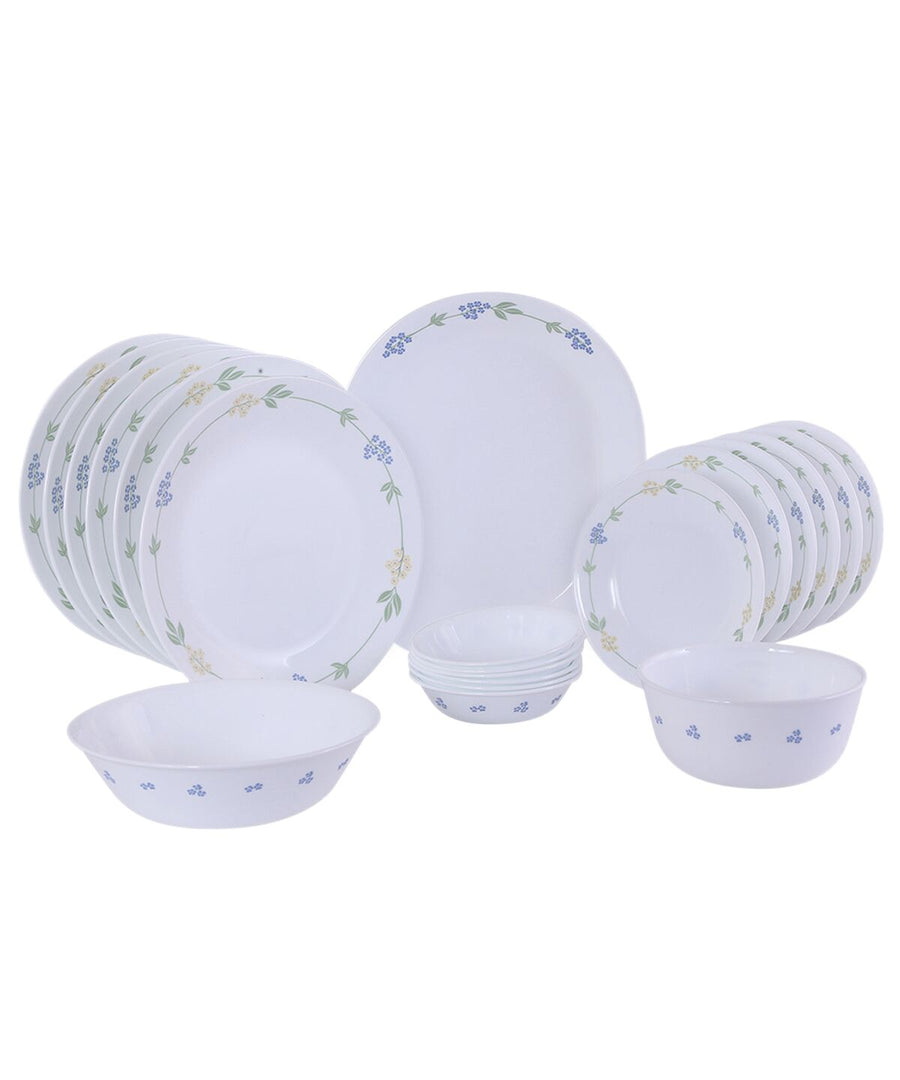 Corelle Secret Garden 21 pcs Dinner Set