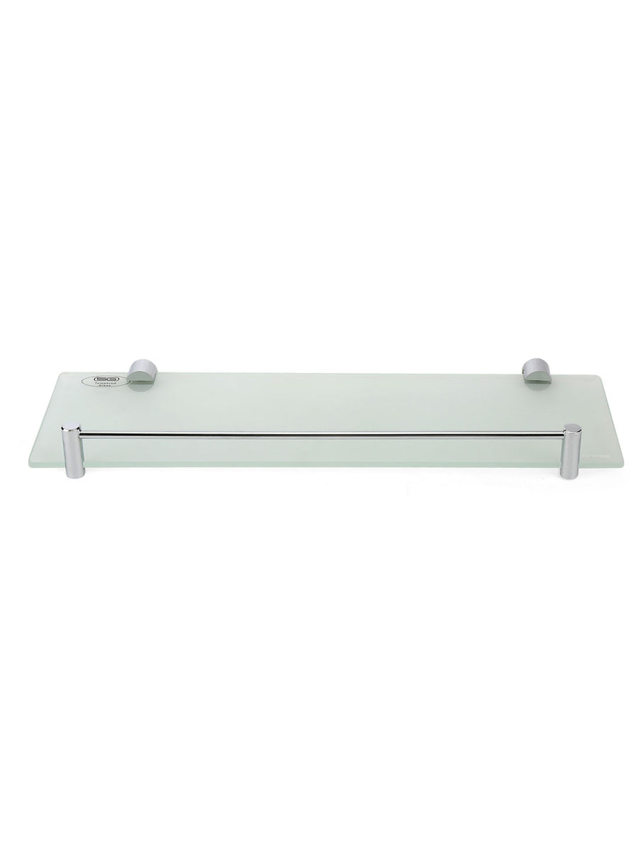Wall Frosted Shelf (Silver)