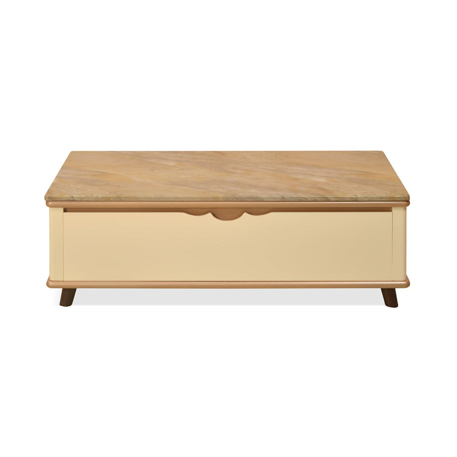 Amelia Center Table (Beige)