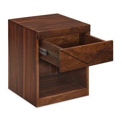 Ankara Night Stand (Walnut)