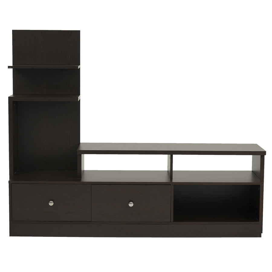 Aroy Low Height Wall Unit (Wenge)