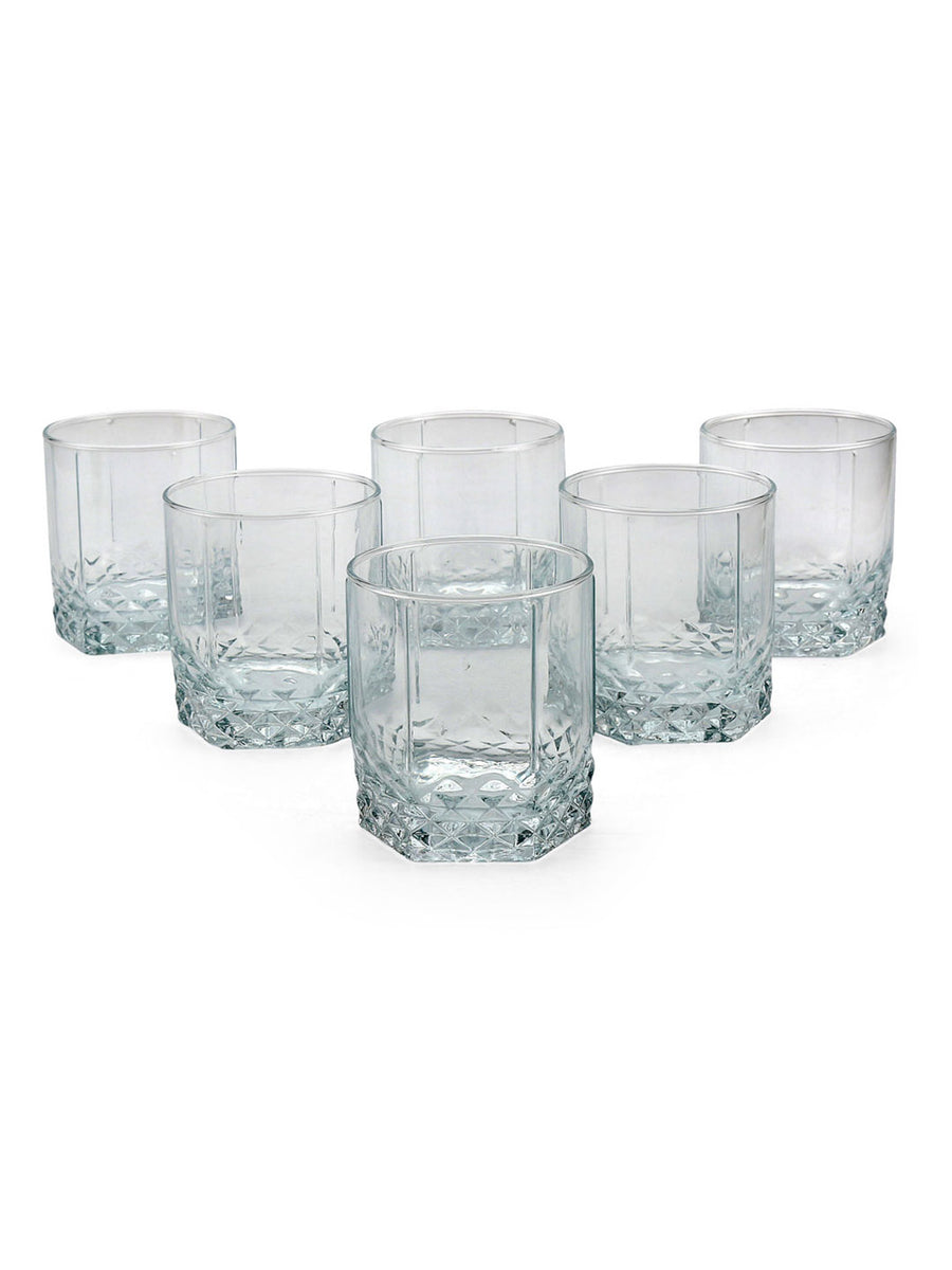 Valse 325 ml Tumbler 6 Pieces (Clear)