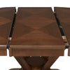 Avante 6 Seater Dining Table (Antique Oak)