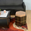 Barro Big Ottoman (Walnut)