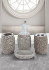 Obsessions Alvina 4Pcs Bathroom Set-2810-Grey