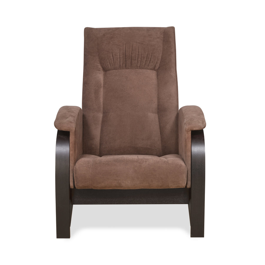 Beke Glider Arm Chair (Brown)