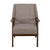 Burton 1 Seater Sofa (Brown)