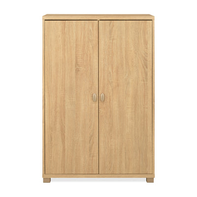 Cambry Medium Storage Cabinet (Walnut)