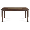 Camilla 6 Seater Dining Table (Dark Walnut)