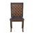 Camilla Dining Chair (Dark Walnut)