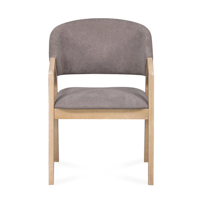 Caprica Arm Chair (Grey)