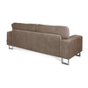 Chicago 3 Seater Sofa (Brown)