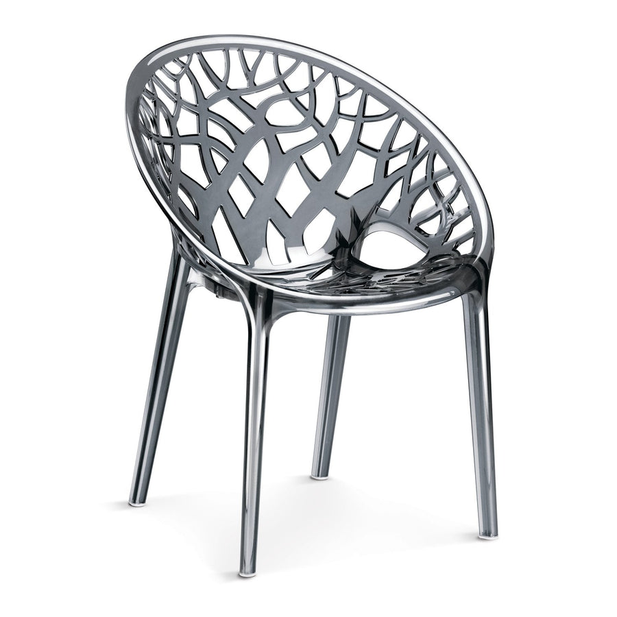 Crystal Chair (Grey)