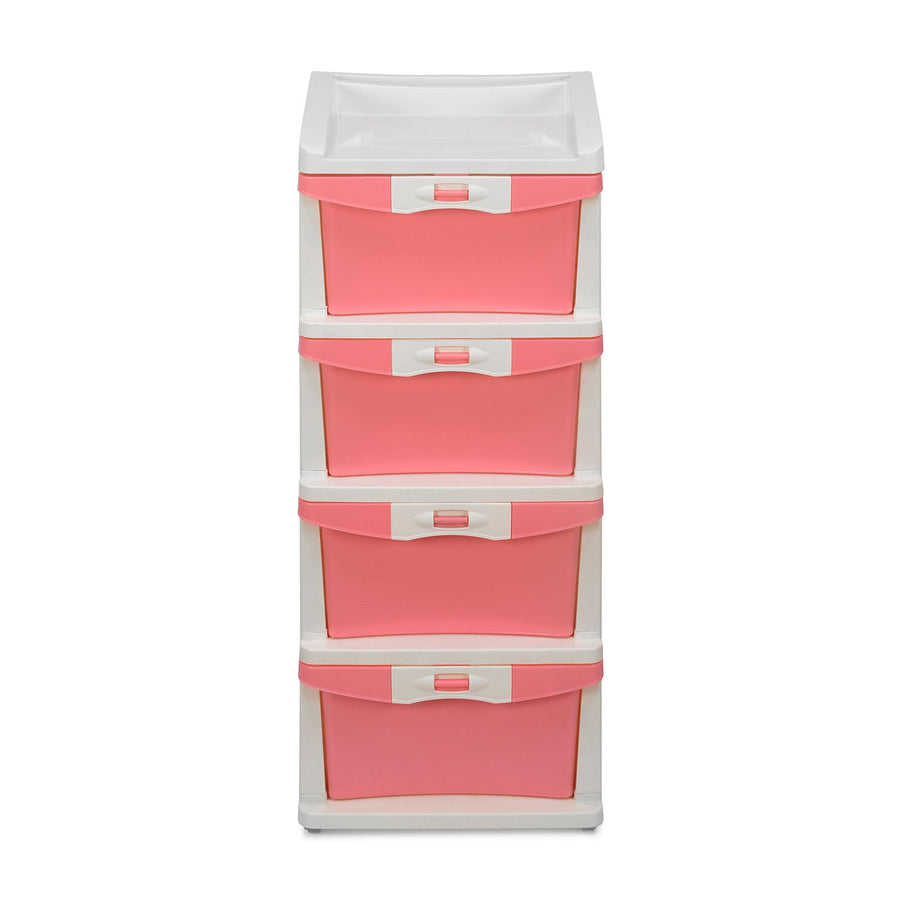 Chester 24 Chest of Drawers (Pink)