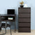 Cohen 5 Chest of Drawers (Brown)