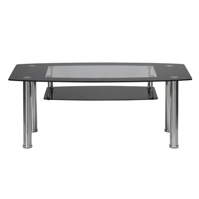 Cyrus Center Table (Black)